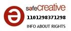 Safe Creative #1101298371298