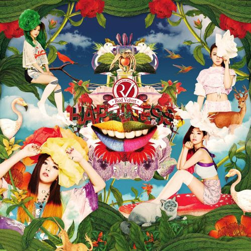 Download [Single] Red Velvet – The 1st Single 'Happiness' (MP3)