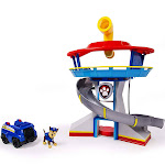 Paw Patrol Look-Out Playset Ultimate HQ with Lights and Sounds and Wrap Around Slide