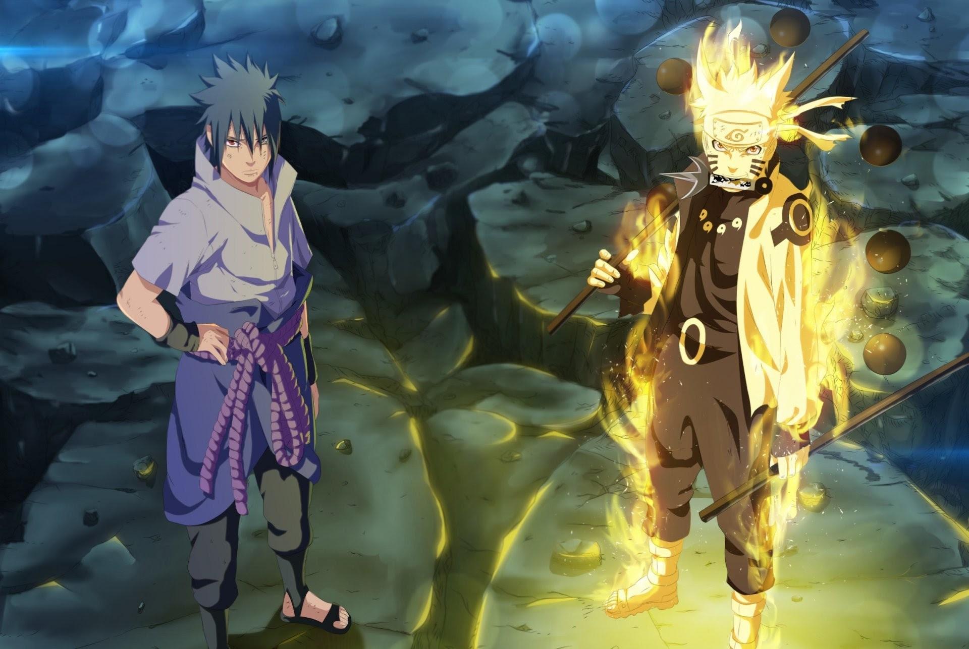 41 Koleksi Gambar Keren Naruto Mode Rikudou Gratis Terbaru