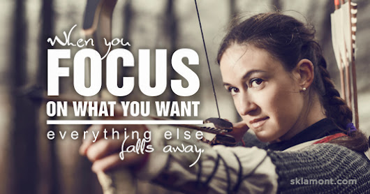 Focus - The Power of Concentrated Effort