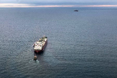Adriatic LNG receives first US LNG cargo