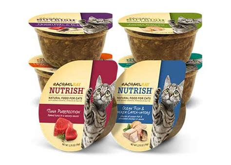 rachael ray nutrish wet cat food recall  conscious cat