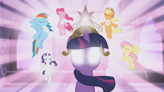 My Little Pony: Friendship is Magic-Season 1 Synopsis