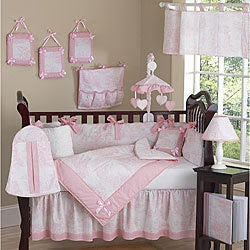 Baby Girl Bedding Sets | Overstock.com Shopping - Big Discounts on ...