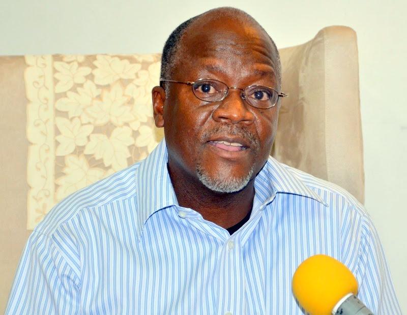 Magufuli amalizia Baraza la Mawaziri-001
