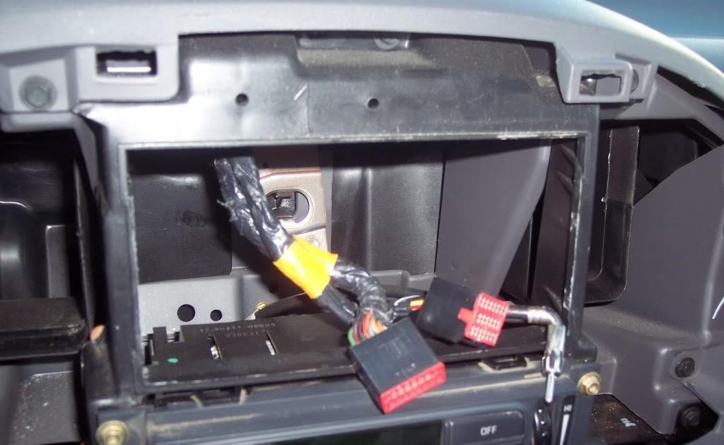 2002 Ford F150 Radio Wiring Harness