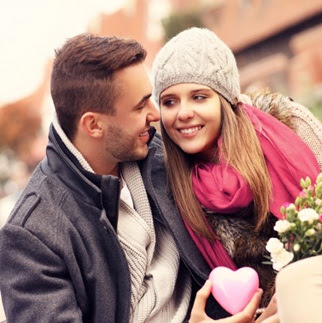 couple-with-flowers-dp-for-facebook-and-whatsapp