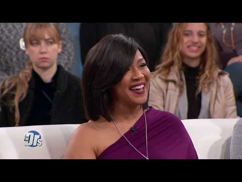 "Erica Campbell Visits ""The Doctors"""