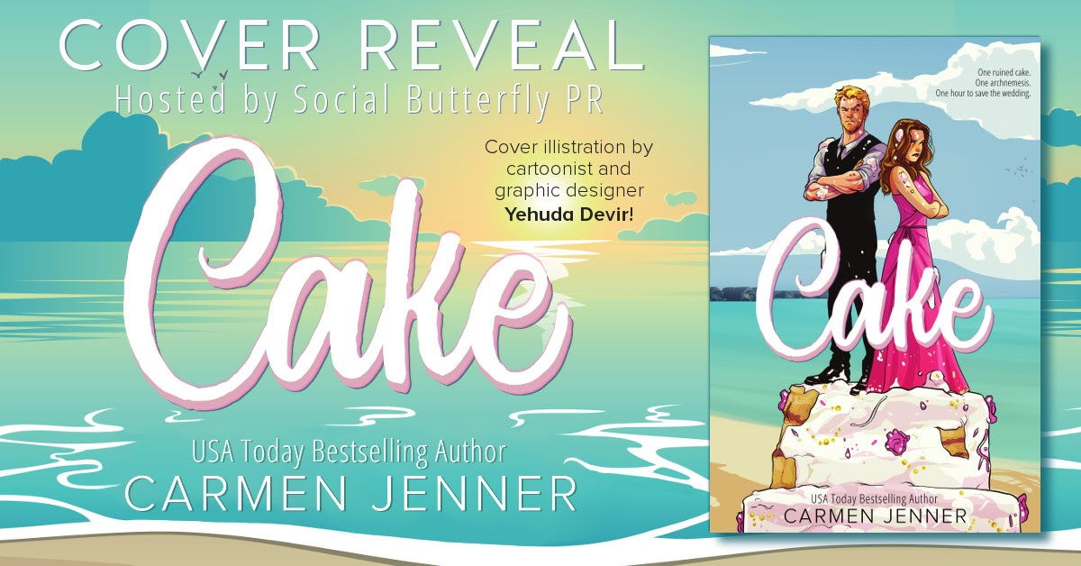 Book Cover Design Near Me : Tlbc s book cover reveal cake an all new romantic