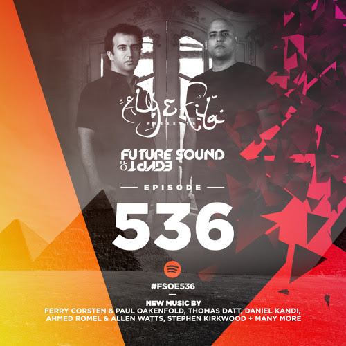 Future Sound of Egypt 536 with Aly & Fila by Aly & Fila