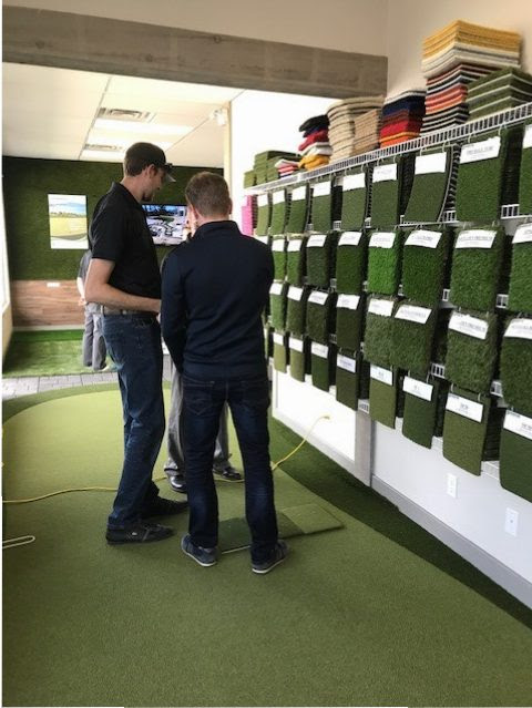 Grand Opening- Kelowna Synthetic Turf Showroom! - Synthetic Turf
