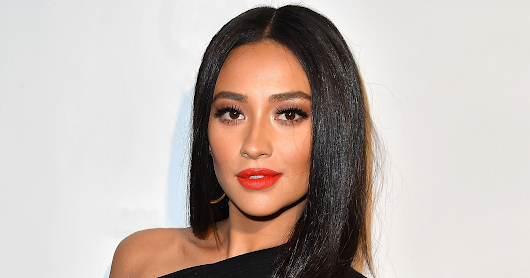 The Real Story Behind Shay Mitchell's New Lob Haircut