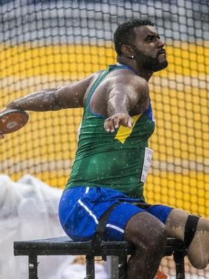 Thiago Paulino atletismo parapan toronto (Foto: Marcio Rodrigues/MPIX/CPB)