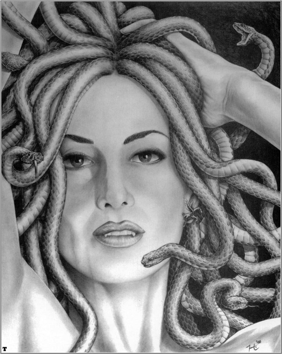Mito De La Medusa Info En Taringa
