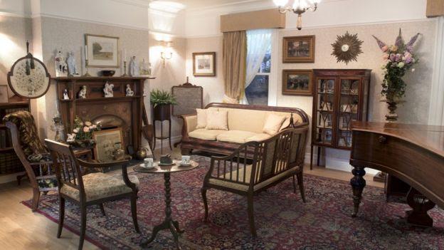 drawing room edwardian