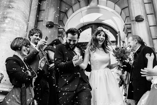 Shoreditch Wedding Photography - Nick Tucker Photography