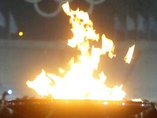 Φωτογραφία για Στη Θεσσαλονίκη την Κυριακή η Ολυμπιακή Φλόγα