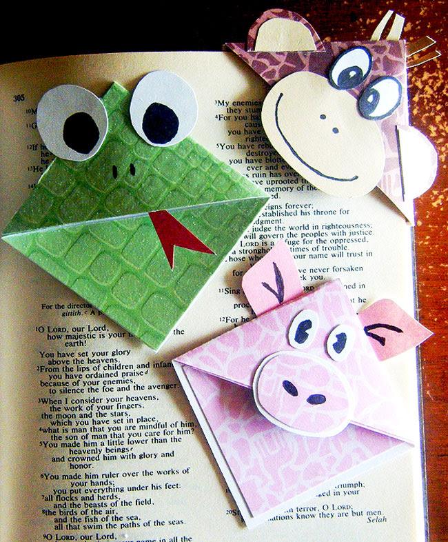 ideias marcador pagina bichinhos sapinho porquinho macaquinho lembrancinha escola  (3)