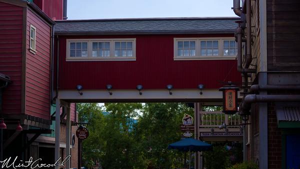 Disneyland Resort, Disney California Adventure, Pacific Wharf