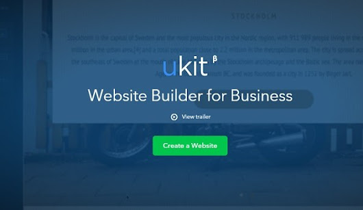 uKit Website Builder Review