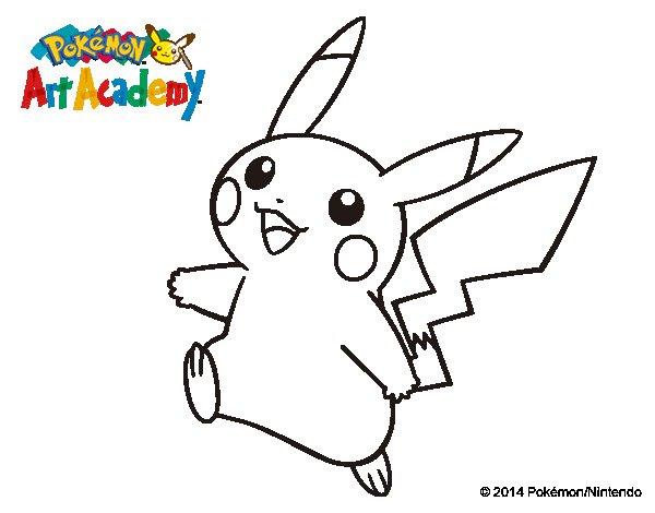 Dibujos Para Colorear Pokemon Xy Dibujos Para Pintar