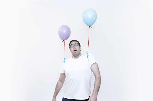 Narrative photography - Inflated self-portraits | Ludimaginary
