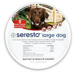 Bayer-Seresto 724089579607 Dog Seresto Eight Month Collar Large