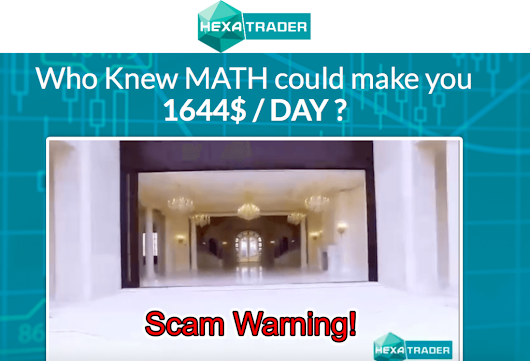 Hexa Trader Review - Scam Software Exposed By Sofy!