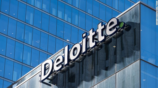 Deloitte says it's been hacked - Sep. 25, 2017
