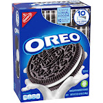 Oreo Sandwich Cookies, 5.25 oz, 10-count