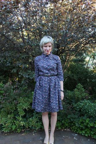 Cami Dress in Liberty Joy and Sorrow