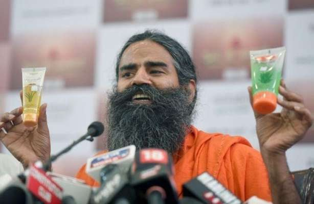 Patanjali is a 'pure Swadeshi' brand that has teamed up with foreign firms