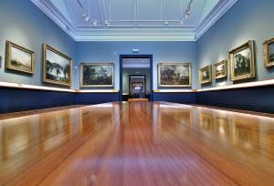 V & A Blue Gallery