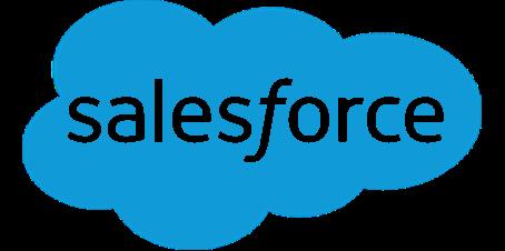 Salesforce Logo Transparent Background - salesforce