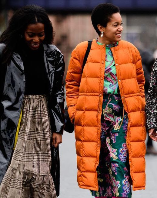 Le Fashion Blog New York Fashion Week Shop The Best Maximalist Coats Via Harpers Bazaar