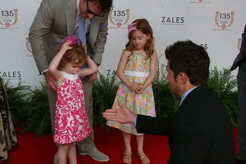 Nick Lachey gets shot down by Brooke Shields' daughter by ClizBiz.