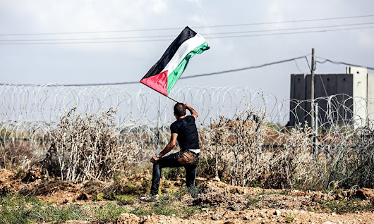 Palestinians 'more isolated than at any point since 1948' | World news | The Guardian