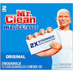 Mr Clean Magic Eraser Cleaning Pad - 2 count