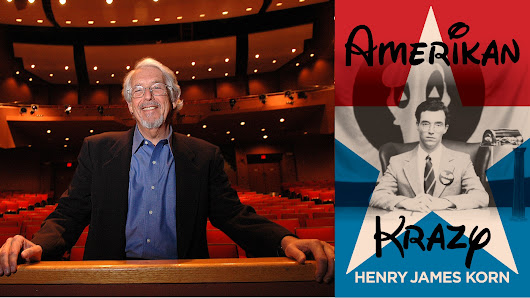 Henry James Korn discusses Amerikan Krazy on Ask a Leader