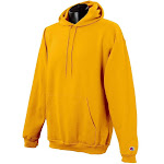 Champion S700 9 oz. Double Dry Eco Pullover Hood - Gold
