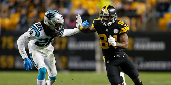 Google News - Smith-Schuster replaces Brown on Pro Bowl roster ... 146446faa