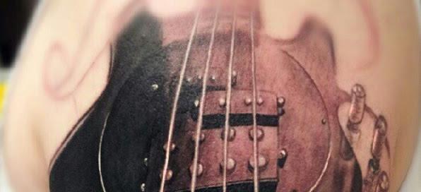 Tatuajes Sobre Música