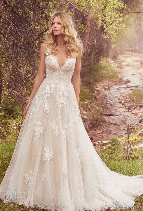 Maggie Sottero Spring 2017 Wedding Dresses ? ?Avery