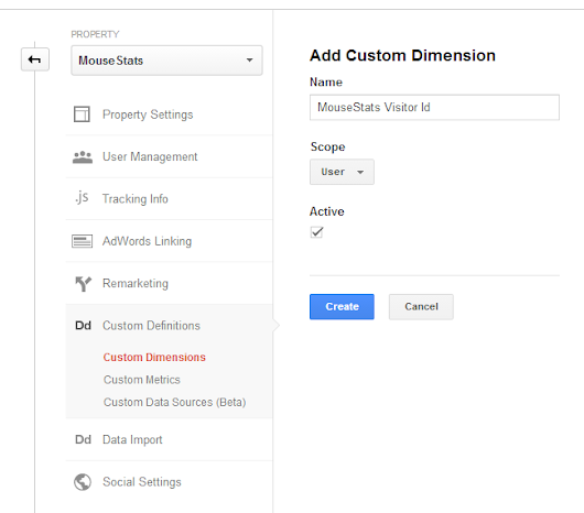 Google Analytics integration using GTM