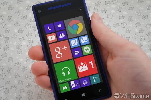 Google takes a big step toward allowing their services on Windows Phone