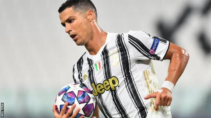 Ronaldo Scores Twice But Lyon Eliminate Juventus From The Champions League