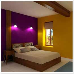 Colour Combinations and Home Painting Ideas for your Walls