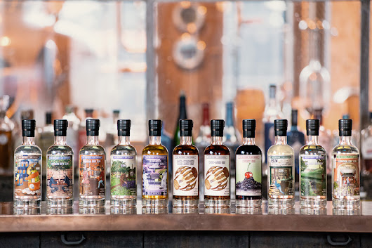 Introducing That Boutique-y Gin Company...