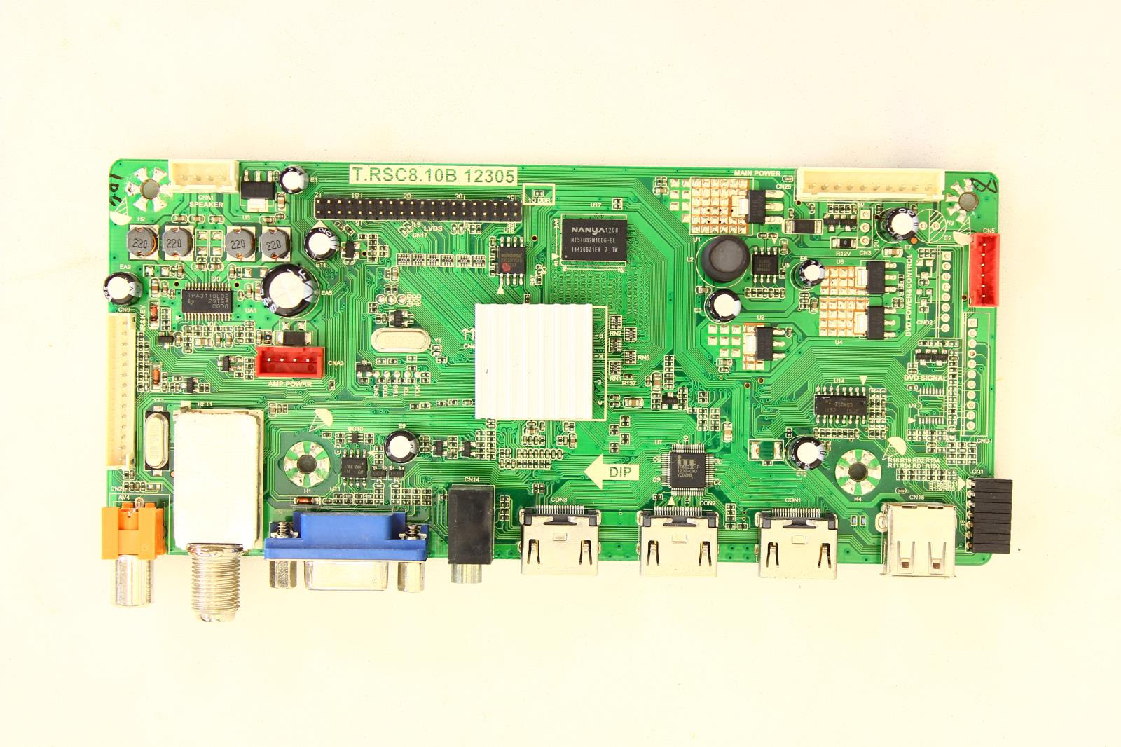 Sceptre X322bv Hd Main Board C12090007 Tvparts At Tvpartsinstock